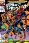 Web of Spider-Man #94 comic books - cover scans photos Web of Spider-Man #94 comic books - covers, picture gallery