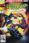 Web of Spider-Man #96 comic books - cover scans photos Web of Spider-Man #96 comic books - covers, picture gallery