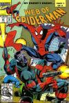 Web of Spider-Man #97 comic books - cover scans photos Web of Spider-Man #97 comic books - covers, picture gallery