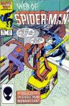 Web of Spider-Man #21 Comic Books - Covers, Scans, Photos  in Web of Spider-Man Comic Books - Covers, Scans, Gallery