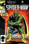 Web of Spider-Man #25 comic books for sale