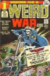 Weird War Tales Comic Books. Weird War Tales Comics.