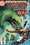 Weird War Tales #103 comic books - cover scans photos Weird War Tales #103 comic books - covers, picture gallery