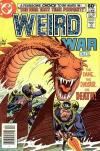 Weird War Tales #106 comic books - cover scans photos Weird War Tales #106 comic books - covers, picture gallery