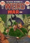 Weird War Tales #12 comic books - cover scans photos Weird War Tales #12 comic books - covers, picture gallery