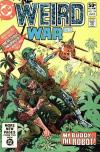 Weird War Tales #101 Comic Books - Covers, Scans, Photos  in Weird War Tales Comic Books - Covers, Scans, Gallery
