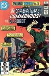 Weird War Tales #115 comic books - cover scans photos Weird War Tales #115 comic books - covers, picture gallery