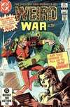 Weird War Tales #123 comic books - cover scans photos Weird War Tales #123 comic books - covers, picture gallery