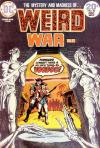 Weird War Tales #20 comic books - cover scans photos Weird War Tales #20 comic books - covers, picture gallery