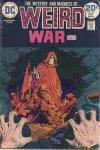 Weird War Tales #24 comic books - cover scans photos Weird War Tales #24 comic books - covers, picture gallery