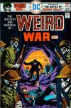 Weird War Tales #45 comic books for sale