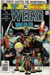 Weird War Tales #47 comic books - cover scans photos Weird War Tales #47 comic books - covers, picture gallery
