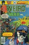 Weird War Tales #48 comic books - cover scans photos Weird War Tales #48 comic books - covers, picture gallery