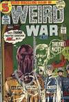 Weird War Tales #5 comic books - cover scans photos Weird War Tales #5 comic books - covers, picture gallery