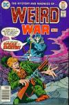 Weird War Tales #50 comic books for sale