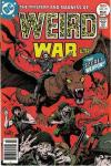 Weird War Tales #51 comic books - cover scans photos Weird War Tales #51 comic books - covers, picture gallery