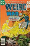 Weird War Tales #53 comic books - cover scans photos Weird War Tales #53 comic books - covers, picture gallery
