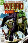 Weird War Tales #55 comic books for sale