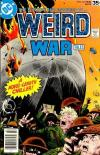 Weird War Tales #60 comic books for sale