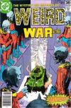 Weird War Tales #63 comic books for sale