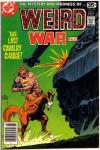 Weird War Tales #65 comic books - cover scans photos Weird War Tales #65 comic books - covers, picture gallery