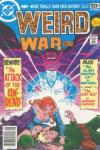 Weird War Tales #67 comic books - cover scans photos Weird War Tales #67 comic books - covers, picture gallery