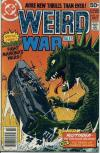 Weird War Tales #68 comic books - cover scans photos Weird War Tales #68 comic books - covers, picture gallery