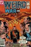 Weird War Tales #84 comic books for sale