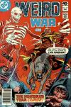 Weird War Tales #87 comic books - cover scans photos Weird War Tales #87 comic books - covers, picture gallery