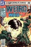 Weird War Tales #91 comic books - cover scans photos Weird War Tales #91 comic books - covers, picture gallery