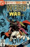 Weird War Tales #92 comic books for sale