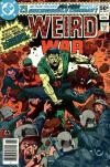 Weird War Tales #93 comic books - cover scans photos Weird War Tales #93 comic books - covers, picture gallery