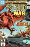 Weird War Tales #99 Comic Books - Covers, Scans, Photos  in Weird War Tales Comic Books - Covers, Scans, Gallery