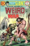 Weird War Tales #36 comic books for sale