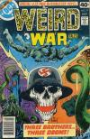 Weird War Tales #77 Comic Books - Covers, Scans, Photos  in Weird War Tales Comic Books - Covers, Scans, Gallery