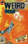 Weird War Tales #80 Comic Books - Covers, Scans, Photos  in Weird War Tales Comic Books - Covers, Scans, Gallery