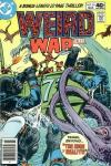 Weird War Tales #85 comic books - cover scans photos Weird War Tales #85 comic books - covers, picture gallery