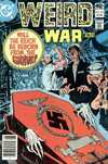 Weird War Tales #90 comic books for sale
