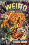 Weird Wonder Tales #14 comic books - cover scans photos Weird Wonder Tales #14 comic books - covers, picture gallery