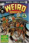 Weird Wonder Tales #2 comic books - cover scans photos Weird Wonder Tales #2 comic books - covers, picture gallery