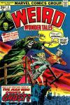 Weird Wonder Tales #6 comic books - cover scans photos Weird Wonder Tales #6 comic books - covers, picture gallery