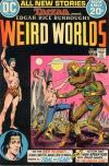 Weird Worlds #1 comic books for sale
