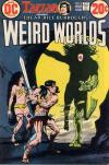 Weird Worlds #3 comic books - cover scans photos Weird Worlds #3 comic books - covers, picture gallery