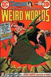 Weird Worlds #4 comic books - cover scans photos Weird Worlds #4 comic books - covers, picture gallery