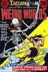Weird Worlds #5 Comic Books - Covers, Scans, Photos  in Weird Worlds Comic Books - Covers, Scans, Gallery