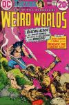 Weird Worlds #6 comic books - cover scans photos Weird Worlds #6 comic books - covers, picture gallery