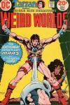 Weird Worlds #7 comic books - cover scans photos Weird Worlds #7 comic books - covers, picture gallery