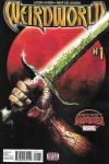 Weirdworld comic books