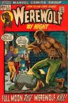 Werewolf By Night #1 Comic Books - Covers, Scans, Photos  in Werewolf By Night Comic Books - Covers, Scans, Gallery