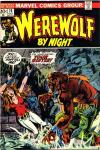 Werewolf By Night #10 comic books - cover scans photos Werewolf By Night #10 comic books - covers, picture gallery